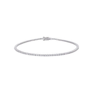 Tennis Bracelet with Diamonds