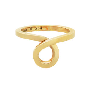18-Karat Gold Ring - Motion Collection