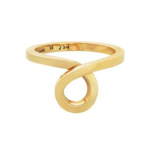 18-Karat Gold Ring - Motion Collection